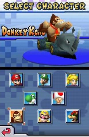 Mario Kart Ds Demo Rom