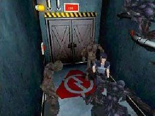 Screenshot Thumbnail / Media File 1 for Resident Evil - Deadly Silence (U)(WRG)