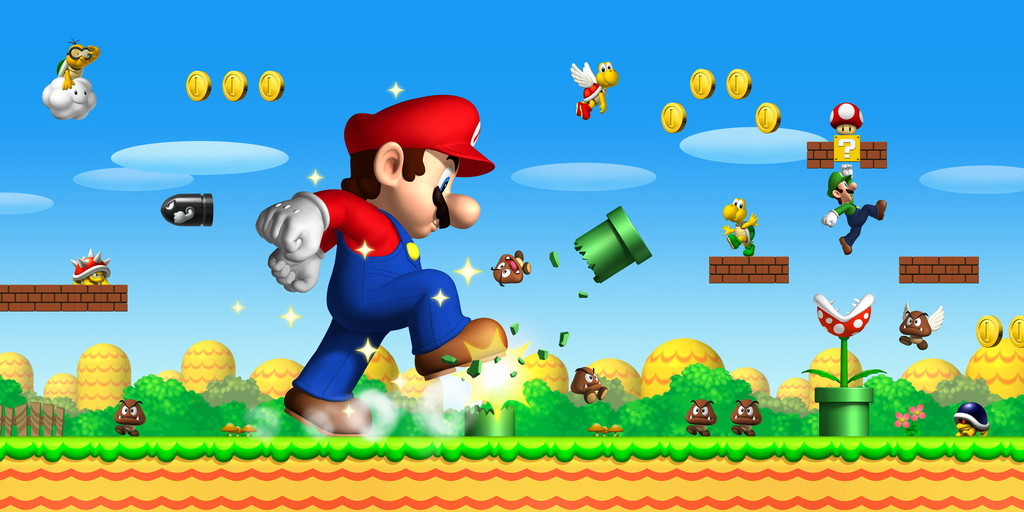 Screenshot Thumbnail Media File 7 For New Super Mario Bros U