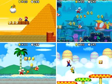 New Super Mario Bros U Psyfer Rom