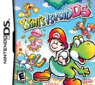 Screenshot Thumbnail / Media File 1 for Yoshi's Island DS (U)(EvlChiken)