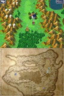 Screenshot Thumbnail / Media File 1 for Final Fantasy III (U)(Psyfer)