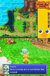 Screenshot Thumbnail / Media File 1 for Final Fantasy Fables - Chocobo Tales (U)(Legacy)