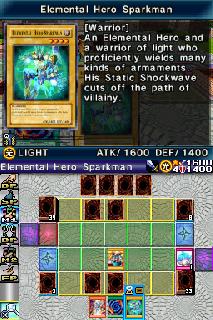 Screenshot Thumbnail / Media File 1 for Yu-Gi-Oh! World Championship 2007 (E)(Sir VG)
