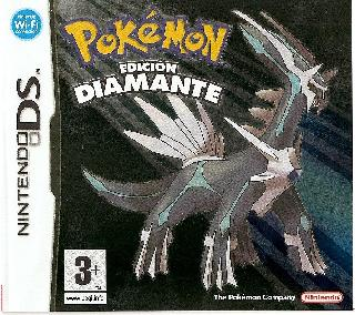 Screenshot Thumbnail / Media File 1 for Pokemon Edicion Diamante (v05) (S)(FireX)