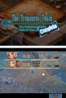 Screenshot Thumbnail / Media File 1 for Final Fantasy XII - Revenant Wings (U)(Micronauts)