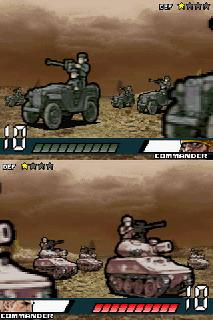 Screenshot Thumbnail / Media File 1 for Advance Wars - Days of Ruin (U)(Independent)