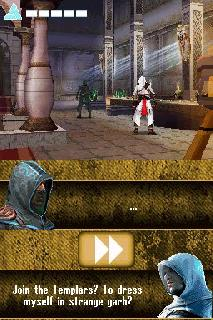 Screenshot Thumbnail / Media File 1 for Assassin's Creed - Altair's Chronicles (E)(EXiMiUS)