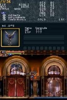 Screenshot Thumbnail / Media File 1 for Castlevania - Order of Ecclesia (U)(Venom)