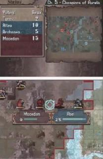 Screenshot Thumbnail / Media File 1 for Fire Emblem - Shadow Dragon (US)(Micronauts)