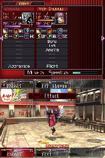 Screenshot Thumbnail / Media File 1 for Shin Megami Tensei - Devil Survivor (US)(OneUp)