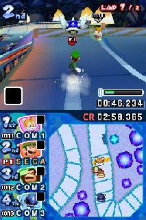 Screenshot Thumbnail / Media File 1 for Mario & Sonic at the Olympic Winter Games (US)(M3)(XenoPhobia)