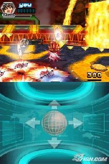 Screenshot Thumbnail / Media File 1 for Bakugan - Battle Brawlers (US)(M2)