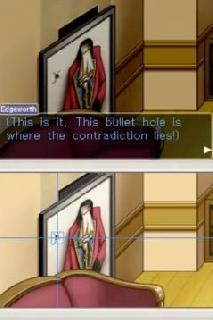 Screenshot Thumbnail / Media File 1 for Ace Attorney Investigations - Miles Edgeworth (U)