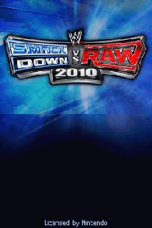 Screenshot Thumbnail / Media File 1 for WWE SmackDown vs Raw 2010 featuring ECW (U)