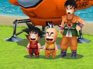 Screenshot Thumbnail / Media File 1 for Dragon Ball - Origins 2 (E)