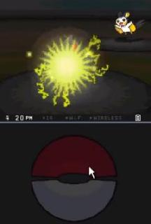 Screenshot Thumbnail / Media File 1 for Pokemon - Black (DSi Enhanced) (J)