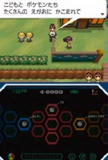 Screenshot Thumbnail / Media File 1 for Pokemon - Black (DSi Enhanced) (J)