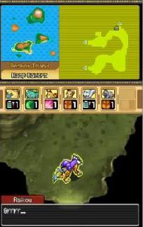 Screenshot Thumbnail / Media File 1 for Pokemon Ranger - Guardian Signs (U)
