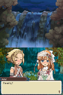 Screenshot Thumbnail / Media File 1 for Rune Factory 3 - A Fantasy Harvest Moon (U)