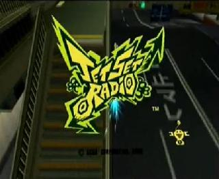 Screenshot Thumbnail / Media File 1 for Jet Set Radio (PAL)