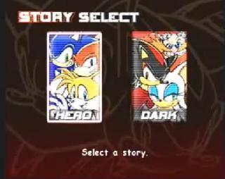 Screenshot Thumbnail / Media File 1 for Sonic Adventure 2 (PAL)