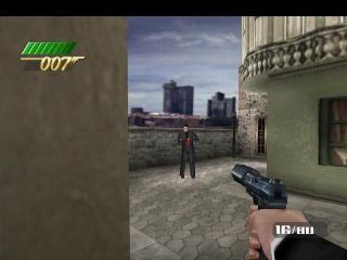 Screenshot Thumbnail / Media File 1 for 007 - El Mundo Nunca Es Suficiente (S)
