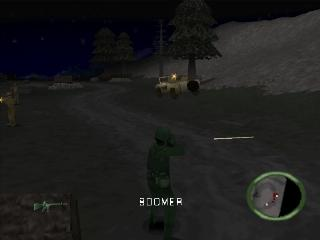 Screenshot Thumbnail / Media File 1 for Army Men - Team Assault (E)