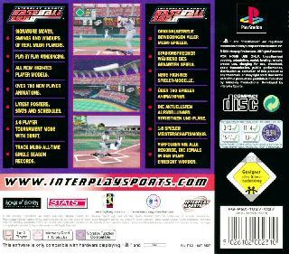 Screenshot Thumbnail / Media File 1 for Baseball 2000 (E)
