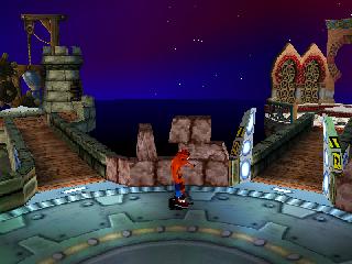 Screenshot Thumbnail / Media File 1 for Crash Bandicoot 3 - Warped (E)