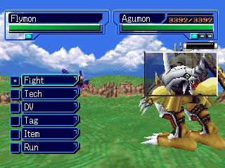 Screenshot Thumbnail / Media File 1 for Digimon World 2003 (E)