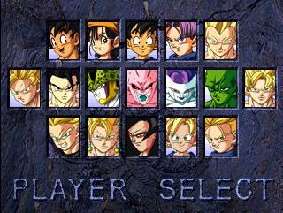 Screenshot Thumbnail / Media File 1 for Dragon Ball - Final Bout (E)