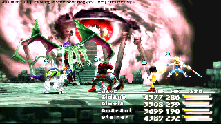 Screenshot Thumbnail / Media File 1 for Final Fantasy IX (E) (Disc 2)