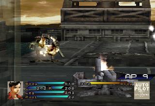 Screenshot Thumbnail / Media File 1 for Front Mission 3 (E)