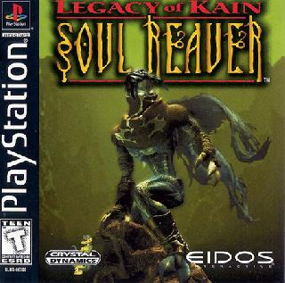 Screenshot Thumbnail / Media File 1 for Legacy of Kain - Soul Reaver (E)