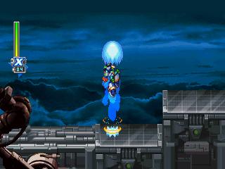 Screenshot Thumbnail / Media File 1 for Mega Man X6 (E)