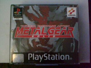 Screenshot Thumbnail / Media File 1 for Metal Gear Solid (E) (Disc 1)