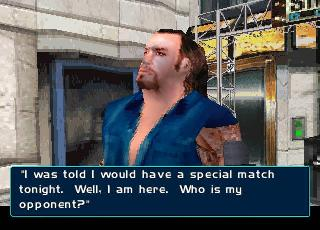 Screenshot Thumbnail / Media File 1 for WWF SmackDown! 2 - Know Your Role (E)