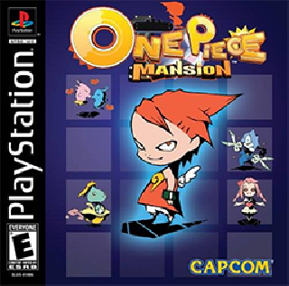 Screenshot Thumbnail / Media File 1 for One Piece Mansion (E)