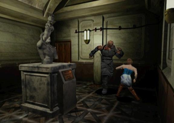 Resident Evil 3 - Nemesis (E) ISO