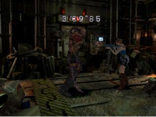 Screenshot Thumbnail / Media File 1 for Resident Evil 3 - Nemesis (G)