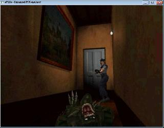 Screenshot Thumbnail / Media File 1 for Resident Evil - Director's Cut (E)