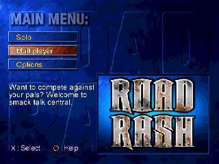 Screenshot Thumbnail / Media File 1 for Road Rash - Jailbreak (E)