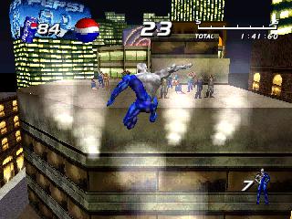 Screenshot Thumbnail / Media File 1 for Pepsiman The Running Hero (Japan)