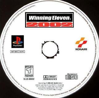 Screenshot Thumbnail / Media File 1 for World Soccer Winning Eleven 2002 (Japan)