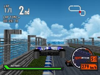 Screenshot Thumbnail / Media File 1 for Bakusou Kyoudai Let's & Go!! - Eternal Wings (Japan)