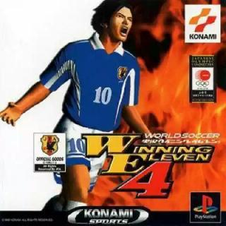 Screenshot Thumbnail / Media File 1 for World Soccer Jikkyou Winning Eleven 4 (Japan) (v1.0)