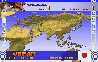 Screenshot Thumbnail / Media File 1 for Street Fighter Zero 3 (J)