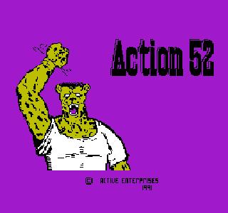 Screenshot Thumbnail / Media File 1 for Action 52 (USA) (Unl)
