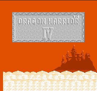 Screenshot Thumbnail / Media File 1 for Dragon Warrior IV (USA)